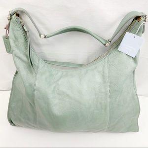 Liz Claiborne Leather Handbag